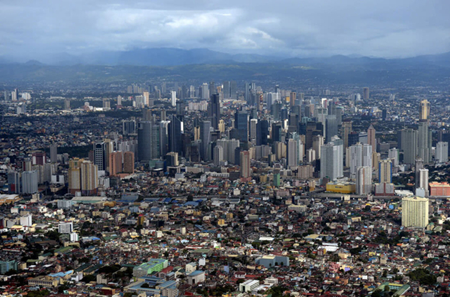 菲律宾十大城市排名和菲律宾城市名称大全