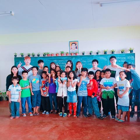 碧瑶BECI三个月的生活–韩国Christina学员分享