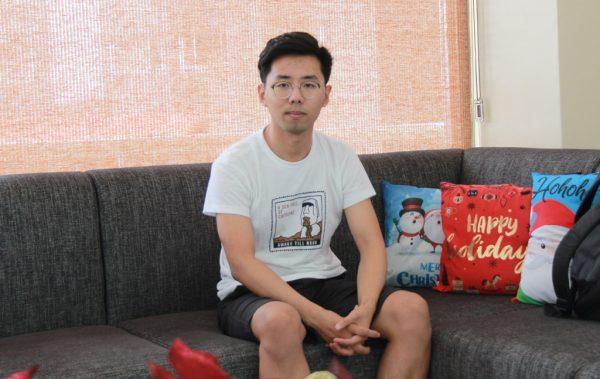 在菲律宾碧瑶PINES学英语〜中国新生的第一天
